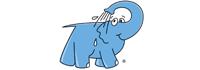 Hypromat Enseigne Elephant Bleu