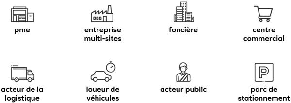 Références Mobilize Power Solutions